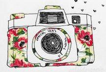 Illustration / by Emma Frances Designs