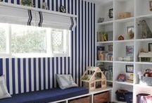 Playrooms / by Van Rozeboom Interiors
