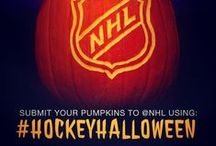 October #HockeyHalloween / Trick or treat...NHL style. / by NHL