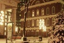 New England Winters / by Hyatt Regency Boston