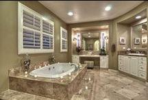 Fabulous Bathrooms!