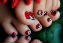 Nails / All about finger & toe nails... / by Rikki Green