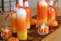 Thanksgiving/Halloween / Crafts, decorating, and food / by Shawn Lallaman