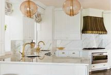 { kitchen } / Dreaming up kitchens is so hard for me. Am I the only one? Come check out my culinary inspiration!