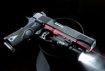 Pistoleros / Tactical Weapons