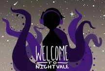 A Friendly Desert Community / Welcome to Night Vale.