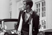 { dapper & dashing } / Man style