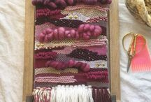 Weaving fun / We want to start weaving so I'm collecting fun ideas and inspiration on this board.