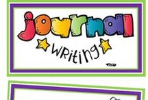 Journal writing / by Janet Moro-Amato