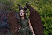 Maleficent party ideas / Throwing a Maleficent party for children full of dreams, magic, wishes and spells plus the choice of good or bad.