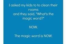 Homeschooling Jokes and Quotes / Clean Funny Jokes about homeschooling, kids, being a mom. Motivational Quotes for homeschooling, raising kids, being a working mom, quotes to get me through the day.