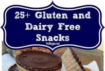 Gluten-Free Recipes / Easy, Simple, Gluten Free Breakfast, Lunch, Supper and snack ideas. Desserts, Baking replacement ideas, DIY Gluten-Free Flour and more.