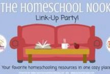 Blogging Link Ups! / Ideas, Lists of Linking parties!! Check these out for great reads! follow the guidelines and link up=) Homeschooling link ups, motivational Monday, Fitness Friday, Healthy Recipe link ups and more