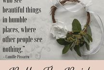 Bella Inspiration / Bella The Bride Inspires us to Balance Nature & Technology.