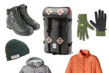 [outdoor essentials]