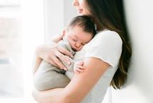 Photography: Newborn Clothing Inspiration / Fort Collins newborn photographer, Miranda L. Sober Photography shares tips and clothing ideas for your upcoming lifestyle newborn photography session.