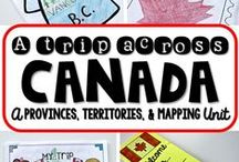 Homeschooling Canada / Resources for Canadain Studies. Canadain Geography, Lapbooks, Book Lists and more for all ages, and grades. Learning Lessons for Preschool to High School