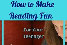 Homeschooling Resources For Teenagers / Resources for teaching older kids such as making homeschool fun, curriculum, books and more!