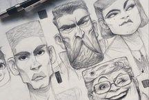 My minds doodles