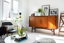 Favorite Places and Spaces / I collected the dreamy, beautiful and cozy images for my home inspirations.