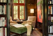Cozy Spaces / by Teresa Renee Phillips