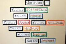 teacher stuff / by Lisa Erwin