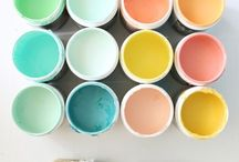 Colors! / Color palettes, color themes, inspiring color / by Kenna Dickman