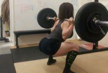 Crossfit awesomeness / by Jacque Livingston