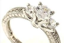 I Do / Engagement rings, wedding bands and other diamonds for your wedding day.  See all our diamonds at: http://www.propertyroom.com/c/jewelry_diamond-jewelry