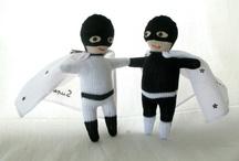 Superheroes We Love