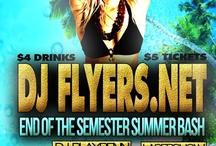 Cool Nightclub Flyers