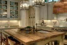 Dream Kitchens / by Cindy Broek