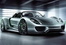 Porsches I desire