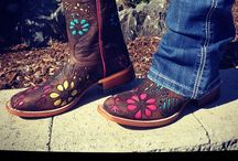 These Boots are Made for Walkin' / by Dawn C