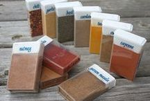 Powders and spices