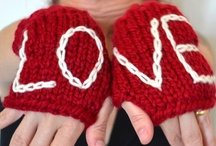Knit Gloves/Mittens/Warmers / by Michelle Sherrill
