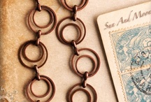 Vintage Style Chain / Vintage Style Chain from Sun And Moon Craft Kits Website ( http://www.sunandmooncraftkits.com ) / by Sun And Moon Craft Kits