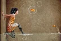 Almost Magic / Surrealistic, fantastic compositions, magical feeling