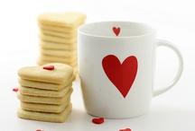 Valentine, hearts, love