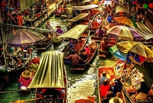 Colorful Markets / Markets around the world (Bazaars)