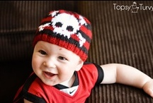 Knit Baby Hats / by Michelle Sherrill