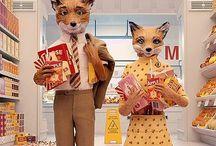MR & MS FOX