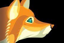 Foxy / by Lori