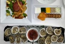 Aerie Restaurant & Lounge / Great food and great plates from Aerie Restaurant & Lounge