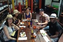 Guest Reviews / Reviews by people who took our food tours in #Miami. We include real people's review written for our Little Havana, South Beach and Wynwood food tours.