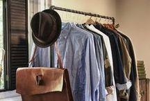 His Bureau / Men's Clothing