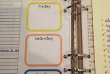 Bullet Journal Ideas - Free Planner Printables
