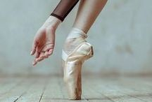 Dance and gymnastic / Dancing is like dreaming with your feet...