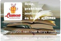 Könyvjelzőt nem csak könyv mellé / A könyvjelző szép, praktikus, motiváló és bölcs ajándék.