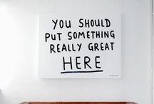 ..:: home - on a wall ::.. / by Kyra van Nimwegen